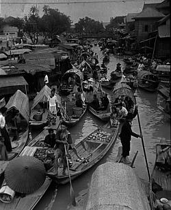 Floating Market 1907