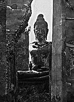 Giant Buddha, Wat Mahathat - 1907