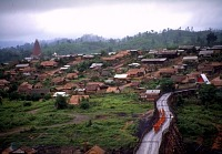 A Mon Village Today