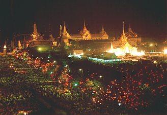 Thailand Emerald Buddha
