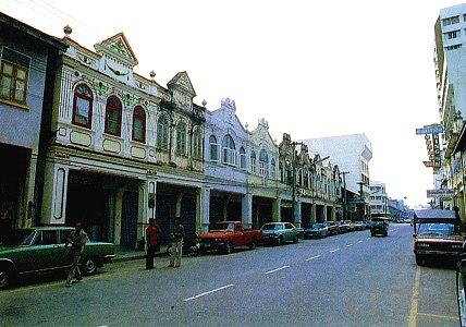 Southern Thailand Hat Yai