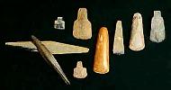 Chiang Saen Pre-Historic Tools