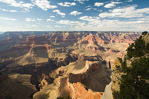 Grand Canyon, Arizona. The canyon, created by ...
